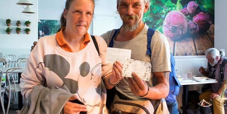 Podaruj Obiad Osobie Bezdomnej Akcja Sieci Kuchnia Za