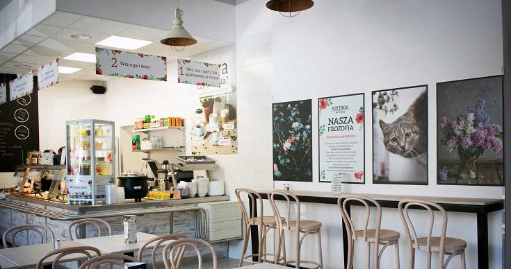Kuchnia Za ścianą Poszerza Portfolio W Stolicy Horecanet