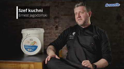 Cremette - termostabilny ser twarogowy do przygotowania potraw gotowanych i smażonych
